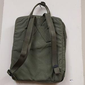Fjallraven Bags - Fjallraven Kanken Backpack Green